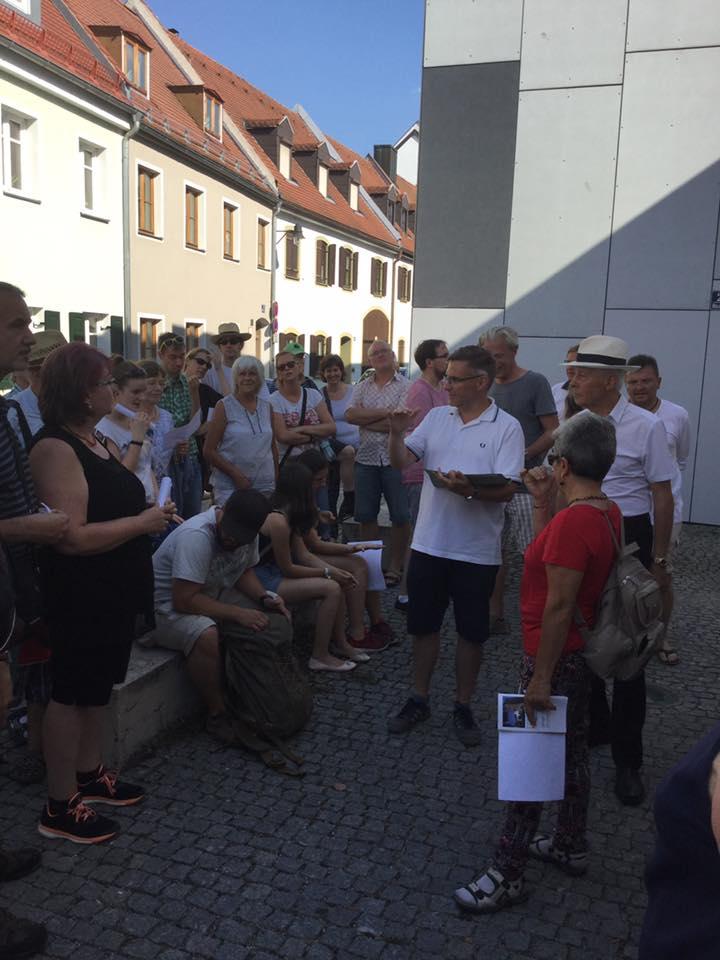Tag des offenen Denkmals – Stadtmauerführung